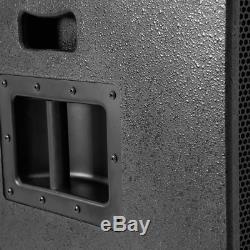 Omnitronic MAXX-1508DSP 2.1 Active Sound System PA 700W DJ Disco