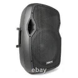 PRO Audio AP1500A V3 15 Active 1600W Active DJ Disco PA Club Stage Speaker