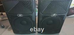 Peavey PVXP15 ACTIVE Disco/Band Speakers