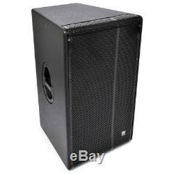 Power Dynamics PD-315 Passive 15 Inch PA DJ Disco Full Range Party Speaker 500W