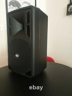 RCF ART 310A Active 10 MINT CONDITION Speaker 800W DJ Disco Band Vocal