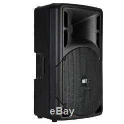 RCF ART 312-A Mk4 12 Active 2-Way Powered DJ PA Disco Band Speaker System 800W