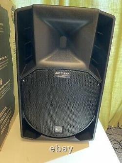 RCF ART 715-A MK4 15 1400W 2-Way Active DJ Disco Club Band PA Speaker NEW
