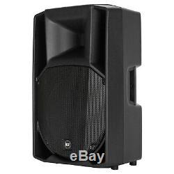 RCF ART 715-A MK4 15 1400W 2-Way Active Powered DJ Disco Club Band PA Speaker
