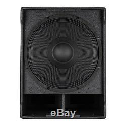 RCF Active Sub 708-ASII 18 1400w Powered Subwoofer DJ Disco Band PA