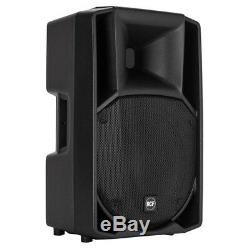 RCF Art 712-A MK4 Active DJ Disco PA Speaker PAIR + RCF Sub 708-AS II Subwoofer