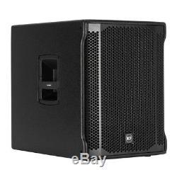 RCF Art 712-A MK4 Active DJ Disco PA Speaker (Pair) & RCF Sub 705-AS II (Pair)