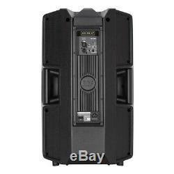 RCF Art 735-A MK4 Active DJ Disco PA Speaker (Pair) & RCF Sub 705-AS II (Pair)