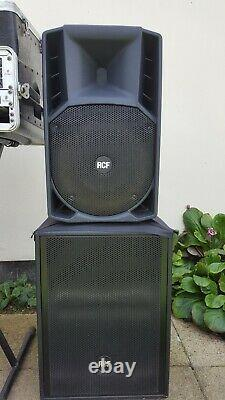 RCF PA for Band or Disco