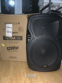 SINGLE (1) KAM RZ15A V3 15. 1,200W DJ Disco Speaker