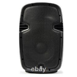 Skytec Speaker SPJ-1000ABT PA Mobile DJ Disco Bluetooth Active Powered 10 400W