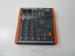 The Pa Set 54 Dj 3Wege 30 cm Speakers Tripod 38 cm Subwoofer Musician 3700 Watt