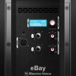 2 X 2 Voies Electrovoice Zlx15p 1000w 15 Powered Speaker Dj Disco Pa Sound System