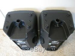 2 X Alto Ts115a Truesonic 800 Watt Haut-parleur Actif Powered Pa, Disco, Moniteur