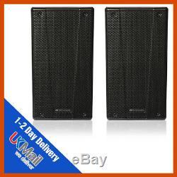2 X Db Technologies B-hype 15 15 Haut-parleurs Actifs Dj, Sono, Scène De Théâtre, Disco