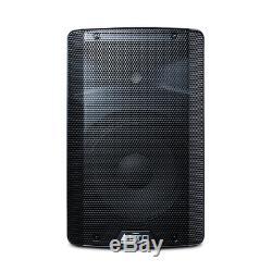 2x Alto Tx210 Actif 10 Powered Haut-parleur 300w Disco Dj Haut-parleur De Housse Pour