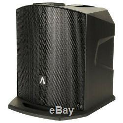 2x Avante As8 Active 8 Colonne Pa Système Linéaire Bluetooth Subwoofer Dj Disco