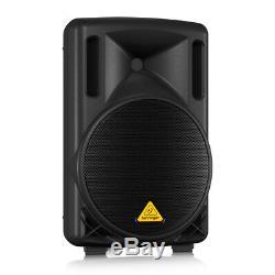 2x Behringer B210d Active Speaker Pa 200w 10 Dj Disco Système De Sonorisation