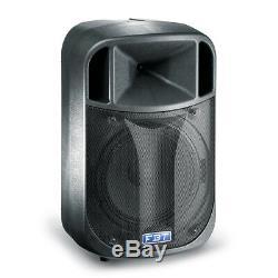 2x Fbt J12a 12 Haut-parleur Actif 450w Sound System Dj Disco Pa