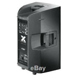 2x Fbt X-lite 15a 15 2000w Powered Haut-parleur Actif Pa Disco Band + Capots + Leads