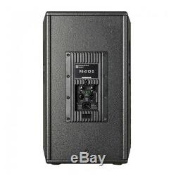 2x Hk Audio Premium Pro12d 12 Haut-parleur Actif 2400w Dj Disco Pa