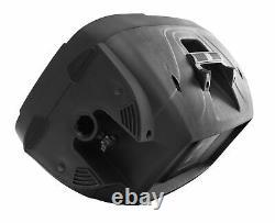 2x Pa Active Speaker 12 (30cm) Dj Disco Party Scène Sd Usb Bluetooth 600w