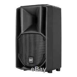 2x Rcf Art 708-a Haut-parleur Actif Powered 8 400w Dj Disco Système De Sonorisation