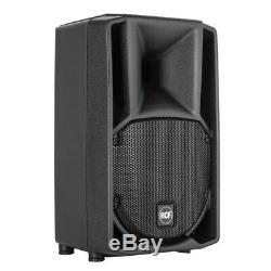 2x Rcf Art 708-a Mk4 Haut-parleurs Professionnels De Scène Dj Disco Professionnels De 8 Pouces