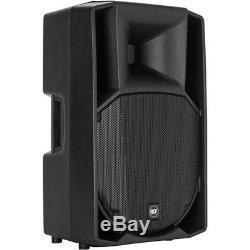 2x Rcf Art 735-a Mk4 Haut-parleurs Professionnels De Scène Dj Disco Professionnels De 15 Pouces