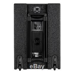 2x Rcf Evox 12 Actif Deux Colonnes Tableau Speaker System 1400w Dj Disco Son Syste