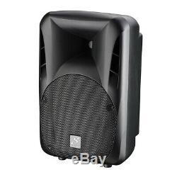2x Studiomaster Bdrive10a Active Speaker 1000w 10 Pa Système Dj Disco