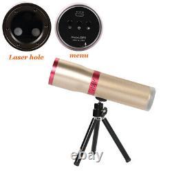 4pcs Usb Rg Laser Bluetooth Haut-parleur Microphone Shell Party Disco Dp6 Laser Light