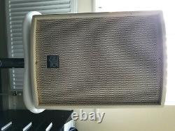 Active Powered Pa Speaker Sound System Pour Mobile Dj Disco Setup 12 Subwoofer