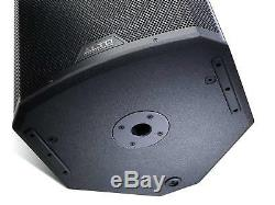 Alto Pro Noir 15 Active Speaker Pa Disco Mobile Dj Control Wireless Reduit