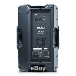 Alto Professional Tx212 Actif 12 Président 600w Pa Son Système Dj Disco