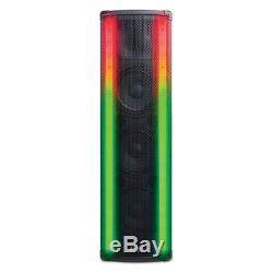 Alto Spectrum Pa Portable Pa Système Avec Double Led Dj Disco Party Éclairage Gig