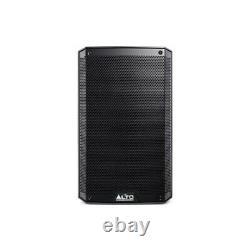 Alto Ts210 Actif 1100w 10 Compact Pa Dj Disco Scène Président Inc Garantie
