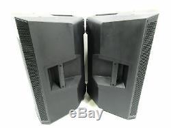 Alto Ts215 550 Watt Powered 15 Dj Active Disco Pa Président (paire) + Garantie