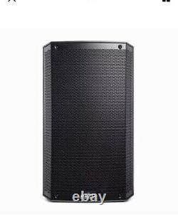 Alto Ts308 Active 2000w 8 Dj Disco Pa Speaker (paire) + Câble Xlr Gratuit De 6m