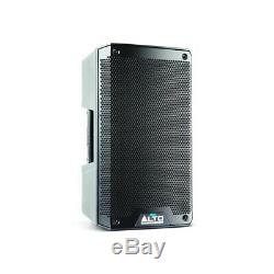 Alto Ts308 Active Powered 8 1000w Rms Dj Disco Scène Pa Président Inc Garantie