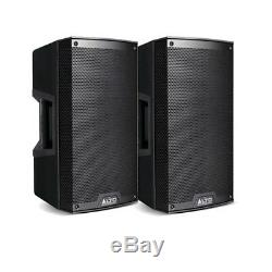 Alto Ts310 Actif 10 1000w Rms Dj Disco Stage Band Pa Président (paire)