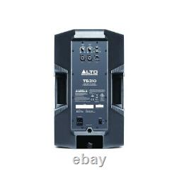 Alto Ts310 Active Powered 10 1000w Rms Dj Disco Stage Pa Speaker Inc Garantie