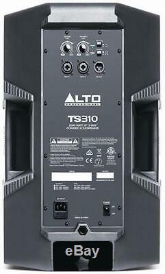 Alto Ts310 Truesonic Actif Powered 10 1000w Rms Dj Disco Pa Président