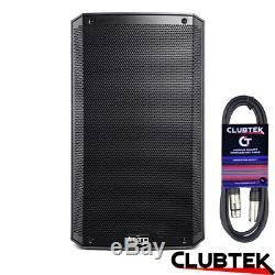 Alto Ts312 12 Haut-parleurs Actifs Actifs 2000w Dj Pa Disco Club Uk 6m Câble Gratuit