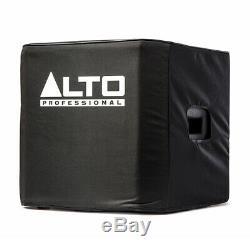 Alto Ts312s Actif 12 4000w Caisson De Basses Graves Bin Dj Disco Président Sound Package