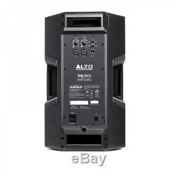 Alto Ts315 4000w 2 Voies 15 Haut-parleurs Amplifiés Actifs Dj Disco Pa Ts 315 Pair
