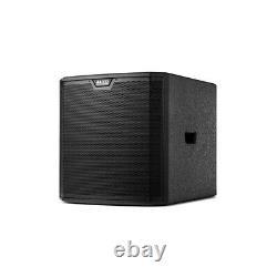 Alto Ts315s 15 1000w Rms Dj Disco Club Bar Pa Subwoofer (black) Inc Garantie