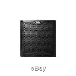 Alto Ts315s 15 1000w Rms Dj Disco Club Bar Pa Subwoofer (noir) Inc Garantie