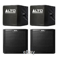 Alto Ts315s Actif 15 4000w Caisson De Basses Graves Bin Dj Disco Président Sound System