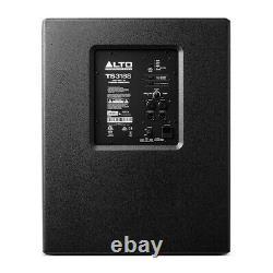 Alto Ts318s Active 18 2000w Subwoofer Bass Bin Speaker Dj Disco Sound System